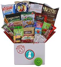 college student care package nut free college care package great for exams
