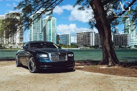 roll royce blue ag luxury wheels rolls royce wraith forged wheels