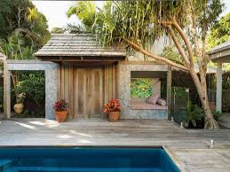 Beach House Backyard Backyard Beach House Outdoor Furniture Design And Ideas