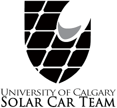 car logo black and white university of calgary solar car team educate innovate inspire