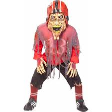 Football Halloween Costumes Scary Football Player Costume Costumeish U2013 Cheap