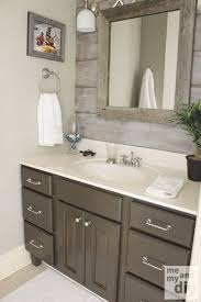 Diy Bathroom Makeovers - benjamin moore thunder gray bathroom paint color what an