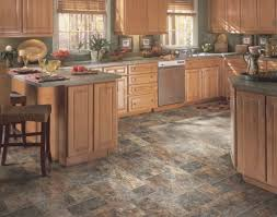 cheap kitchen flooring ideas sunshiny kitchen flooring ideas on a budget