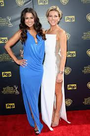 charissa thompson short hair images tracey edmonds and charissa thompson photos photos the 42nd