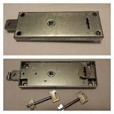 porta box auto serratura di sicurezza per porta basculante garage box auto