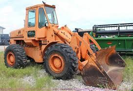1979 fiat allis 645b wheel loader item h2541 sold june