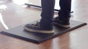 Standing Desk Mats Uplift Standing Desk Mat 18 U0027 U0027 X 30 U0027 U0027 X 3 4 U0027 U0027