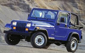 first jeep history of jeep wrangler one of the best 4x4s in the history