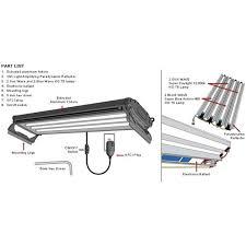 fluorescent lights compact wiring a fluorescent light 49 wiring