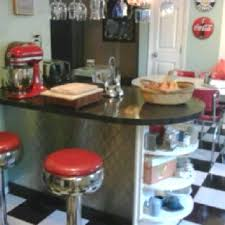 Diner Style Kitchen Table by 21 Best 50 U0027s Diner U0026 50 U0027s Drive In Theater Room Images On