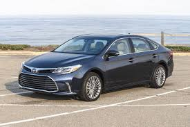 convertible toyota 2017 2017 toyota avalon pricing for sale edmunds