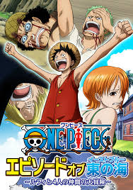 rahasia film one piece top rating anime indonesia