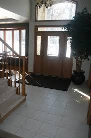 golden oak trim wood floors