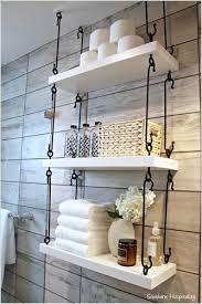 cách hack home design những cách trang trí nhà đẹp lạ với giá treo đồ ảnh 3 bathroom