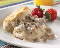 sausage gravy with biscuits schwan u0027s