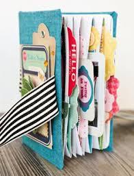 small scrapbook album index cards in mini albums mini albums minis