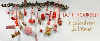 Calendrier De L Avent Fabriquer Un Calendrier De Diy Spécial Noël Fabriquer Un Calendrier De L Avent Le Déco
