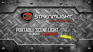 streamlight portable scene light streamlight portable scene light rechargeable lantern 120v ac 12v