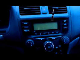 honda accord radio recall 2005 honda accord radio problem