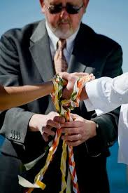 handfasting cords colors handfasting ceremony seattle wedding officiants