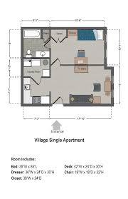 Floor Plans By Address by Village Apartments Slu