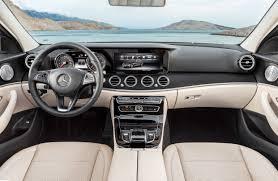mercedes benz e class interior 2017 mercedes benz e class is the base but far from basic