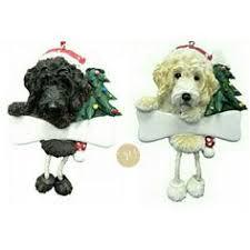 black doodle santa labradoodle and goldendoodle