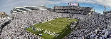 Map Of Penn State by Penn State Football Tickets Psu Football Schedule Penn State
