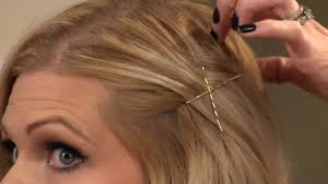 decorative bobby pins how to bobby pin your hair