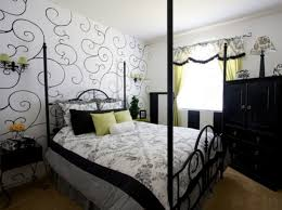 black and white bedroom wallpaper ideas bedroom designs 603