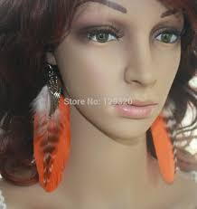 one feather earring compare prices on one feather earring online shopping buy low