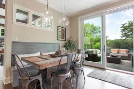 Kitchen Table With Built In Bench Fabulous Built In Dining Room Bench With Built In Bench Seat