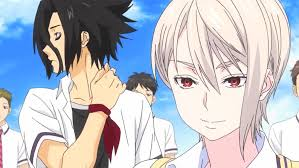 Seeking Saison 1 Episode 1 Vostfr Food Wars Episode 4 Vostfr Religious Themes In Of Pi