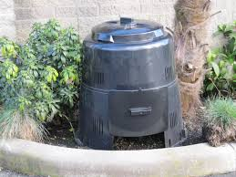 Backyard Composter Rain Barrels And Backyard Composters City Of New Westminster