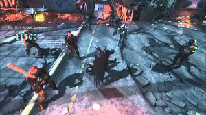 Challenge Origin Batman Arkham Origins Darkfall Gameplay Azrael Does Not Protect