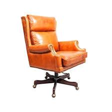 desk chairs tan leather desk chair australia modern low back