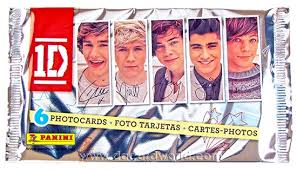 one direction cards 2013 panini one direction collector pack da card world