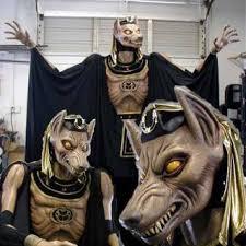 Anubis Halloween Costume Anubis Concepts Giant Bomb