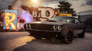 Dodge Challenger Modified - the dodge shakedown challenger looks brilliant top gear