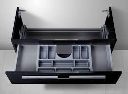 design waschbeckenunterschrank unterschrank zu duravit me by starck 123 cm mit kosmetikeinsatz