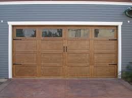 Size Of Garage Tips Garage Doors At Menards Garage Doors At Lowes Doors At