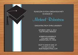 graduation open house invitations open house invitation template paso evolist co