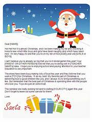 dear santa letter template christmas letter tips com