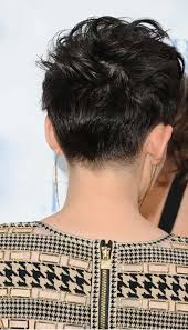 short hair back images pixie haircut back view short hairstyles haircuts 2017