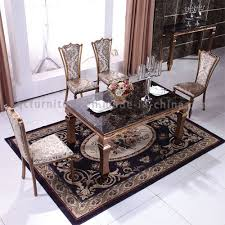 Marble Living Room Tables China Gold Stainless Steel Legs Marble Top Living Room Table