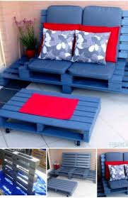construire un canape avec des palettes recyclage 13 choses impensables à faire avec des palettes