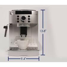 delonghi magnifica red light delonghi ecam22110sb magnifica xs super automatic espresso machine
