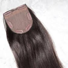 top closure indus clip on top closure hairpiece