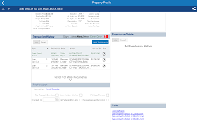 Investment Property Spreadsheet Propertyradar Features