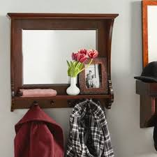 entry foyer mirrors wayfair
